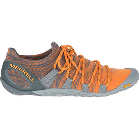 Merrell Vapor Glove 4 3D Shoes Women orange/monument